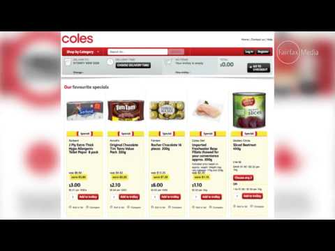 Blind woman sues Coles over website accessibility      02:36