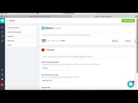 How To Automatically Tell Aliexpress Suppliers That You're Dropshipping with Oberlo