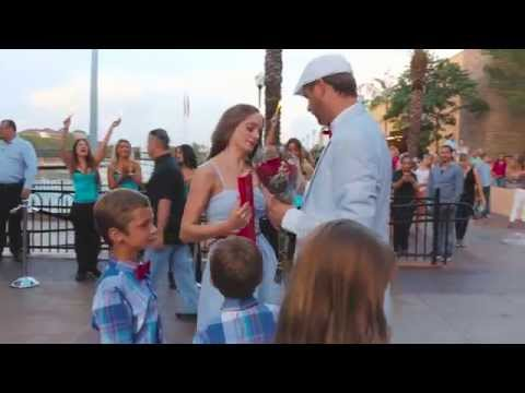 Eric and Vanessa's Proposal Flash Mob in Miami