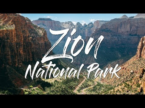 Zion National Park (Utah) Travel Highlights - Tea Time with Nami (Ep3)