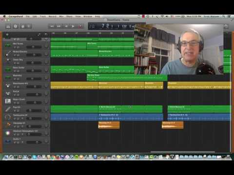 25 Time Saving GarageBand Shortcuts