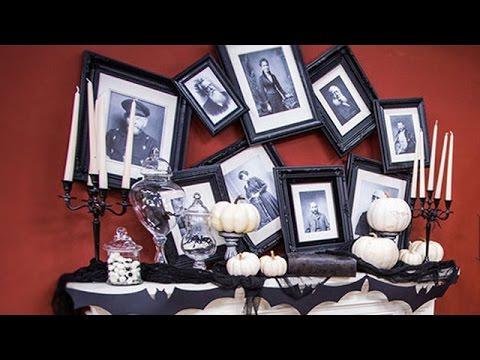 Ken Wingard's Frightful Fireplace