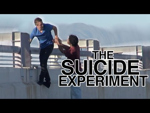 THE SUICIDE EXPERIMENT!