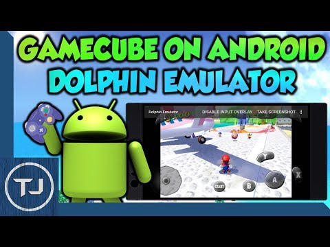 How To Play GameCube Games On Android! (Dolphin Emulator) 2018!