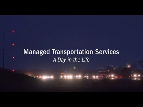 Day In the Life of LeanLogistics Managed Transportation Services