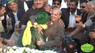 CM Punjab's visit to Gujranwala
