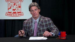 The Danger Zone soars as Chett crashes: Southpaw Regional Wrestling - Episode 4
