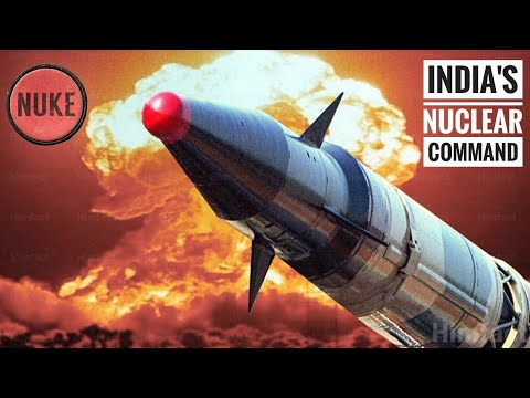 India's Nuclear Command - All About Strategic Nuclear Command Or Strategic Forces Command (Hindi)