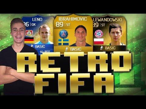 OMFG 5 STARS SKILLS ZLATAN IBRAHIMOVIC! | RETRO 5 MILJONER FIFA 14 SQUAD BUILDER