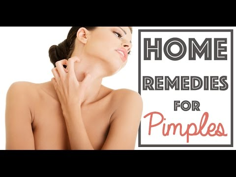 4 easy ways to clear under the skin pimples with pictures | Clean the Pimples