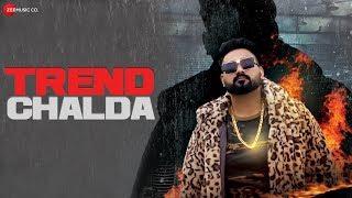 Trend Chalda - Official Music Video | Iffi Khan & Alizey