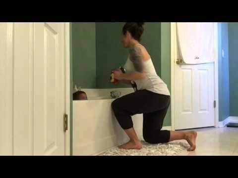 Bath Time Workout