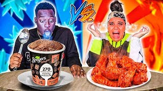 Download HOT VS COLD CHALLENGE 🔥 Video