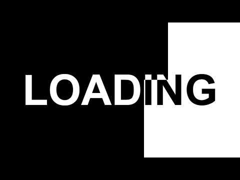 Full Screen Page Loader Animation   CSS Animation Effects Tutorial