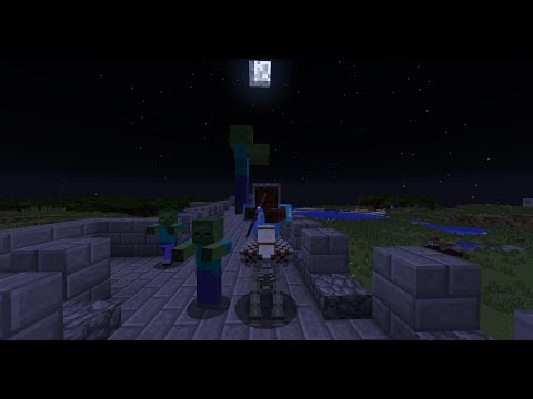 Minecraft: How to Tame and Spawn Skeleton and Zombie Horses