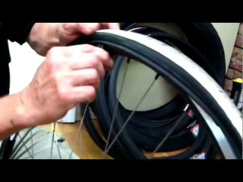 How to Change a Flat Road Bike Tube with CO2