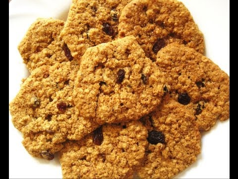 How To Make Soft Oatmeal Cookies Without Eggs / How To Repair