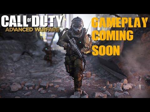 Call Of Duty: Advanced Warfare Gamplay (Coming Soon) - Trailer