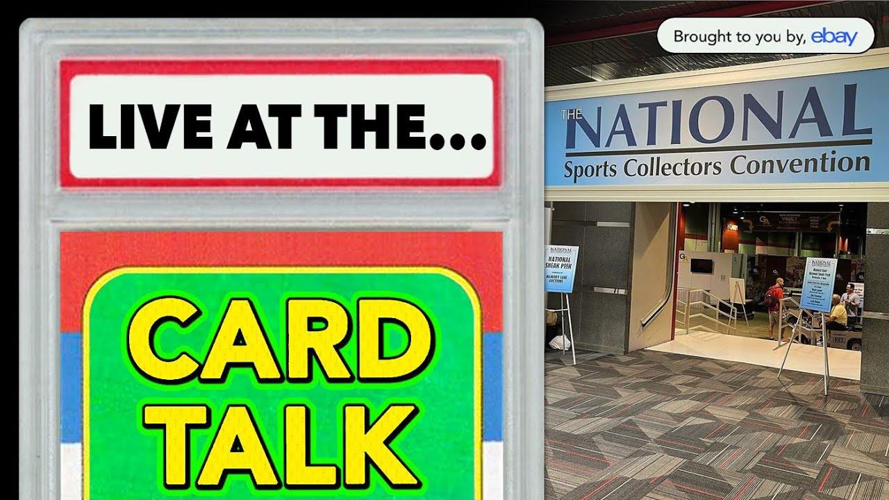 Day 1 Recap at the NATIONAL! | Card Talk