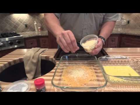 Parmesan Baked Fish Recipe