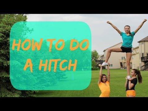 How to do a Hitch Stunt + GIVEAWAY (Closed)
