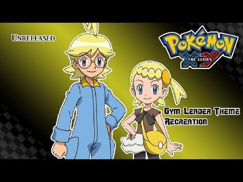 Pokémon X/Y anime - Battle! Gym Leader Music (Unreleased)