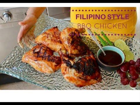 CHICKEN BARBECUE - FILIPINO STYLE