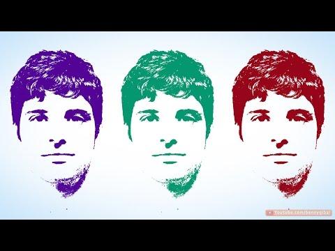 Silhouette Color Portrait Photoshop Tutorial