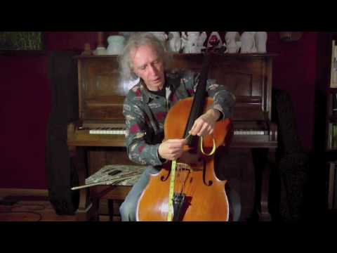 How to Tune the Cello