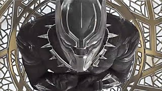 Black Panther | official international trailer #3『ブラックパンサー』(2018)
