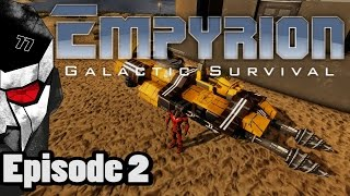 Empyrion Galactic Survival 2 How To Build A Hovercraft Tutorial