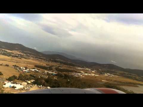 Virgin Australia - Hobart to Sydney - 02052015