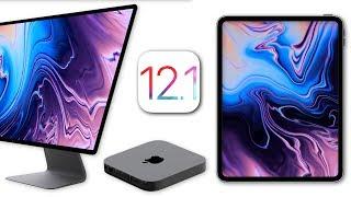 iOS 12.1 Tmrw, Last Minute 2018 iPad Pro Leaks & XR Winner!
