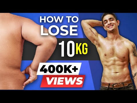 How to lose weight fast - 10kg - THE FIRST STEP - BeerBiceps Workout
