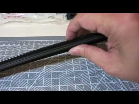 2006-2011 Honda Civic - How To Replace Wiper Blade Refills