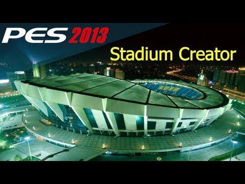 PES 2013 - Stadium Creator