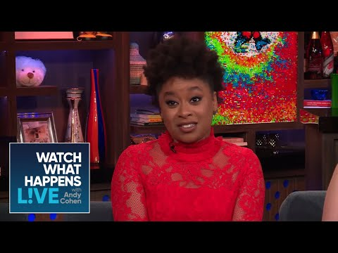 Phoebe Robinson's Text Exchanges With Oprah Winfrey | WWHL