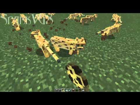 [Minecraft] Easier way to tame Ocelots