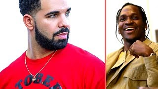 Drake Sends Pusha T A Invoice After Duppy Freestyle and Drake Charges Pusha For Reviving His Career!