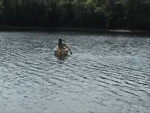 The Birch Bark Canoe: Launch and Paddle