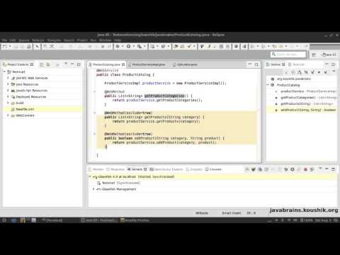 SOAP Web Services 10 - Understanding the WSDL