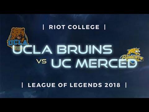 UCLA vs UC Merced | Riot College League of Legends | Week 1 Highlights