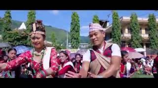 New Nepali salaijo song 2016  Salaijo chiso hawa  Raju Gurung & Muna Thapa Pachbaiya  Video HD