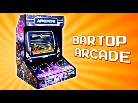 BARTOP ARCADE - DIY ARCADE MACHINE