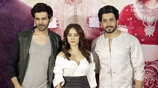 Sonu Ke Titu Ki Sweety Trailer Launch Full Video HD | Kartik Aaryan, Nushrat Bharucha, Sunny Singh