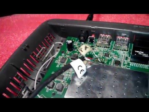 Cisco ea6500 debrick/unbrick, восстановление прошивки