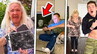 FUNNIEST PRANKS OF ALL TIME - COMPILATION