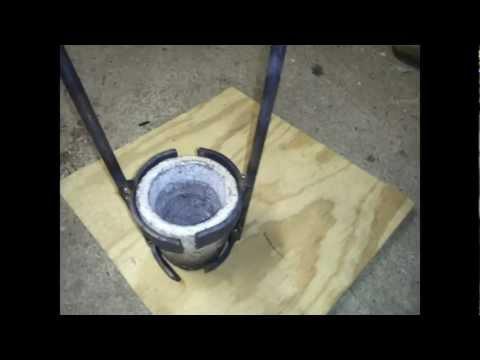 Lifting Tongs - Backyard Foundry Equipment