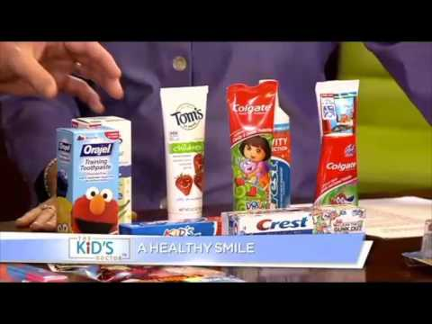 Choosing the Best Toothpaste for Kids