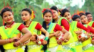 অসাধারণ একটি ভাওয়াইয়া নৃত্য 😍😍 । Monero Hause Pindilung patani . Koch Rajbonsi Dance 2019 .